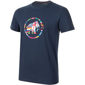 Mammut Nations T-Shirt Homme, marine